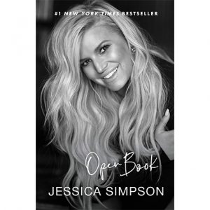 Open Book jessica simpson